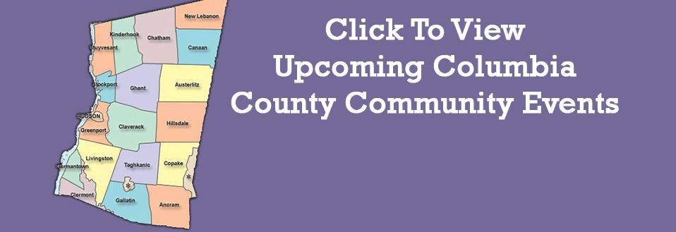 Community Events Calendar