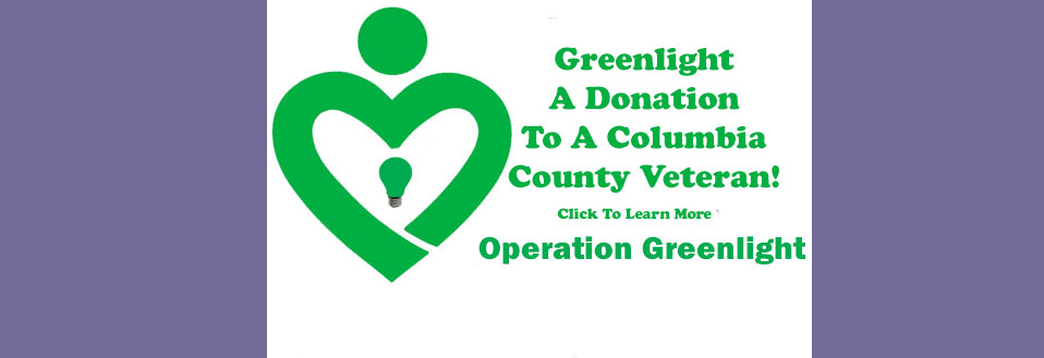 GreenLight A Donation To A Veteran