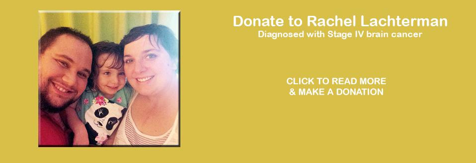 Support Rachel Lachterman