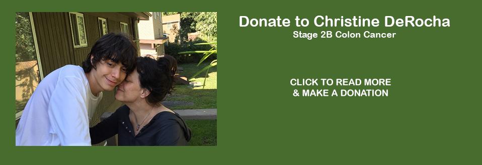 Support Christine DeRocha